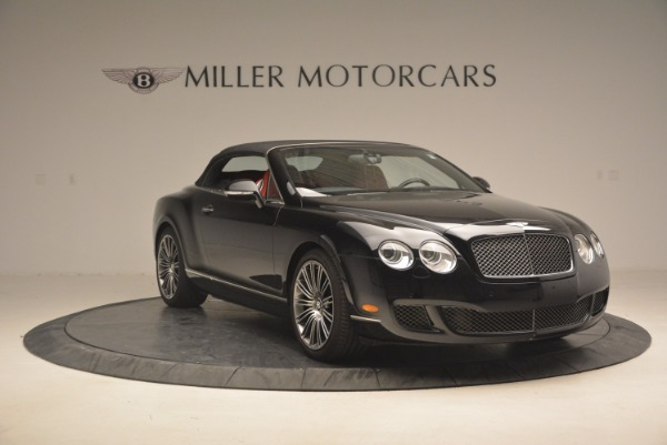 Used 2010 Bentley Continental GT Speed for sale Sold at Aston Martin of Greenwich in Greenwich CT 06830 24