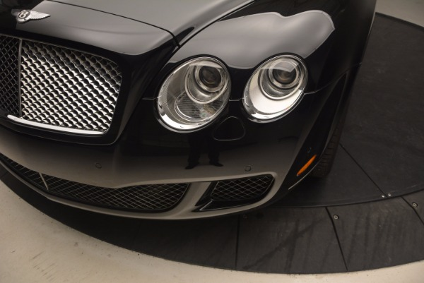 Used 2010 Bentley Continental GT Speed for sale Sold at Aston Martin of Greenwich in Greenwich CT 06830 27
