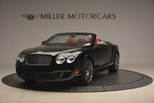 Used 2010 Bentley Continental GT Speed for sale Sold at Aston Martin of Greenwich in Greenwich CT 06830 1