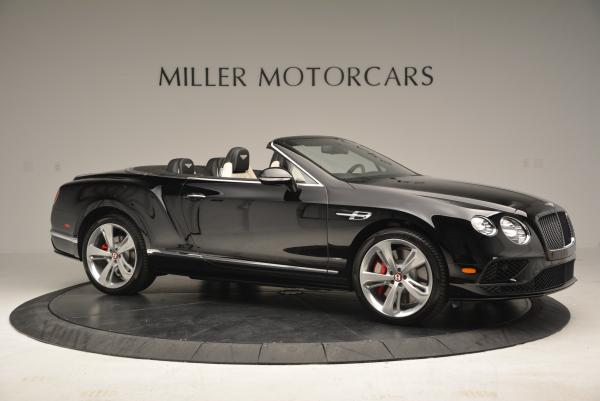 New 2016 Bentley Continental GT V8 S Convertible for sale Sold at Aston Martin of Greenwich in Greenwich CT 06830 10