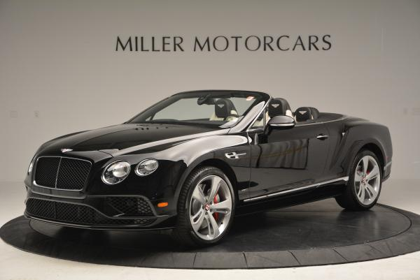 New 2016 Bentley Continental GT V8 S Convertible for sale Sold at Aston Martin of Greenwich in Greenwich CT 06830 2
