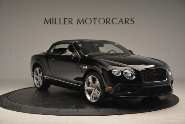 New 2016 Bentley Continental GT V8 S Convertible for sale Sold at Aston Martin of Greenwich in Greenwich CT 06830 23
