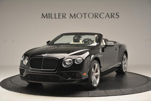 New 2016 Bentley Continental GT V8 S Convertible for sale Sold at Aston Martin of Greenwich in Greenwich CT 06830 1