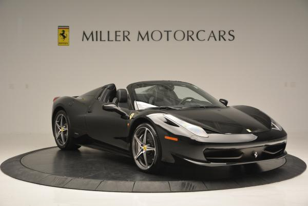Used 2012 Ferrari 458 Spider for sale Sold at Aston Martin of Greenwich in Greenwich CT 06830 11