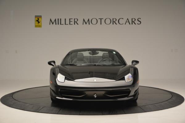 Used 2012 Ferrari 458 Spider for sale Sold at Aston Martin of Greenwich in Greenwich CT 06830 12
