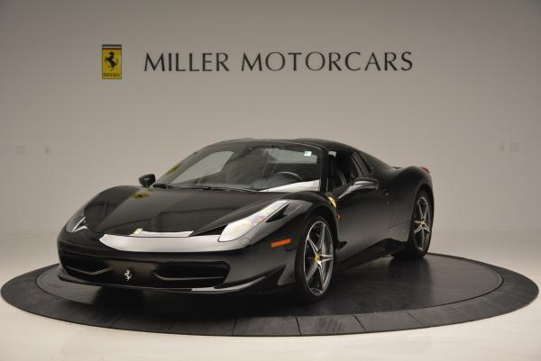 Used 2012 Ferrari 458 Spider for sale Sold at Aston Martin of Greenwich in Greenwich CT 06830 13
