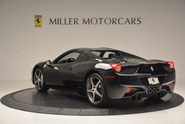 Used 2012 Ferrari 458 Spider for sale Sold at Aston Martin of Greenwich in Greenwich CT 06830 17