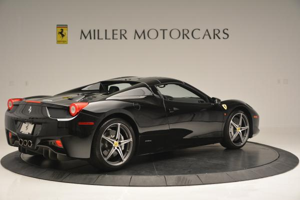 Used 2012 Ferrari 458 Spider for sale Sold at Aston Martin of Greenwich in Greenwich CT 06830 20
