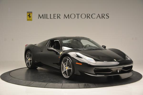 Used 2012 Ferrari 458 Spider for sale Sold at Aston Martin of Greenwich in Greenwich CT 06830 23
