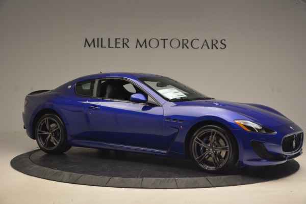 New 2017 Maserati GranTurismo Sport Coupe Special Edition for sale Sold at Aston Martin of Greenwich in Greenwich CT 06830 10