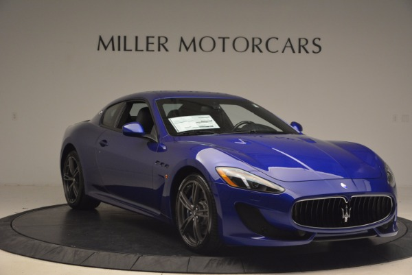 New 2017 Maserati GranTurismo Sport Coupe Special Edition for sale Sold at Aston Martin of Greenwich in Greenwich CT 06830 11