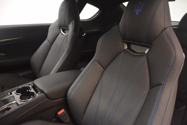 New 2017 Maserati GranTurismo Sport Coupe Special Edition for sale Sold at Aston Martin of Greenwich in Greenwich CT 06830 18