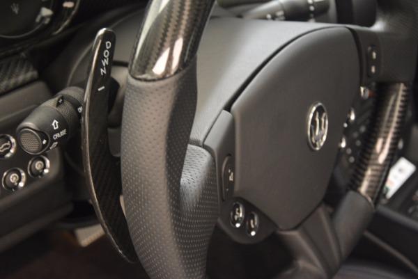 New 2017 Maserati GranTurismo Sport Coupe Special Edition for sale Sold at Aston Martin of Greenwich in Greenwich CT 06830 19