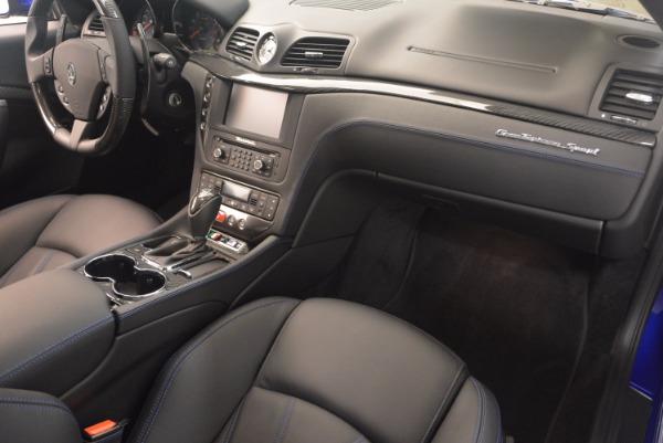 New 2017 Maserati GranTurismo Sport Coupe Special Edition for sale Sold at Aston Martin of Greenwich in Greenwich CT 06830 23