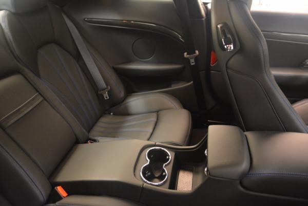 New 2017 Maserati GranTurismo Sport Coupe Special Edition for sale Sold at Aston Martin of Greenwich in Greenwich CT 06830 27