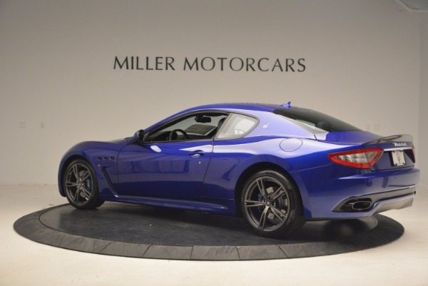 New 2017 Maserati GranTurismo Sport Coupe Special Edition for sale Sold at Aston Martin of Greenwich in Greenwich CT 06830 4