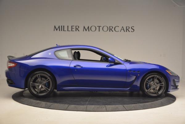 New 2017 Maserati GranTurismo Sport Coupe Special Edition for sale Sold at Aston Martin of Greenwich in Greenwich CT 06830 9