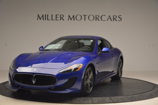 New 2017 Maserati GranTurismo Sport Coupe Special Edition for sale Sold at Aston Martin of Greenwich in Greenwich CT 06830 1