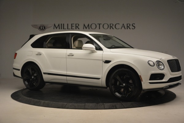 Used 2018 Bentley Bentayga Black Edition for sale Call for price at Aston Martin of Greenwich in Greenwich CT 06830 10