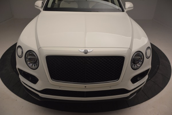 Used 2018 Bentley Bentayga Black Edition for sale Call for price at Aston Martin of Greenwich in Greenwich CT 06830 13
