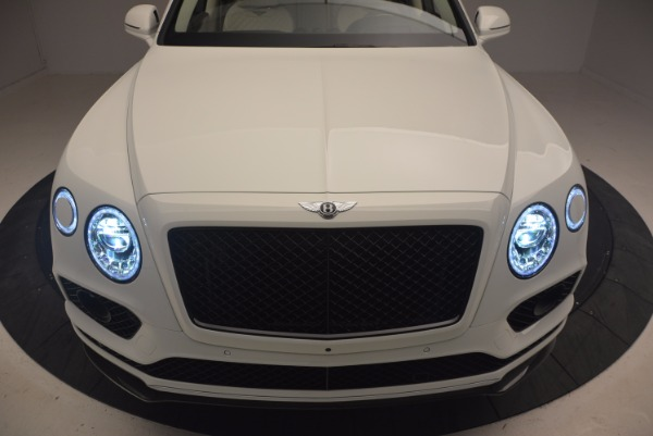 Used 2018 Bentley Bentayga Black Edition for sale Call for price at Aston Martin of Greenwich in Greenwich CT 06830 16