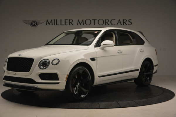 Used 2018 Bentley Bentayga Black Edition for sale Call for price at Aston Martin of Greenwich in Greenwich CT 06830 2