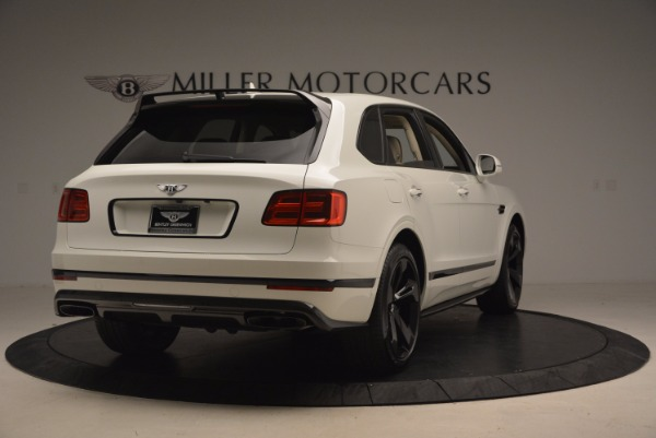 Used 2018 Bentley Bentayga Black Edition for sale Call for price at Aston Martin of Greenwich in Greenwich CT 06830 7