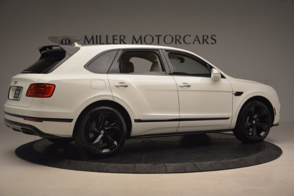 Used 2018 Bentley Bentayga Black Edition for sale Call for price at Aston Martin of Greenwich in Greenwich CT 06830 8