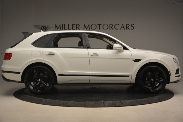 Used 2018 Bentley Bentayga Black Edition for sale Call for price at Aston Martin of Greenwich in Greenwich CT 06830 9