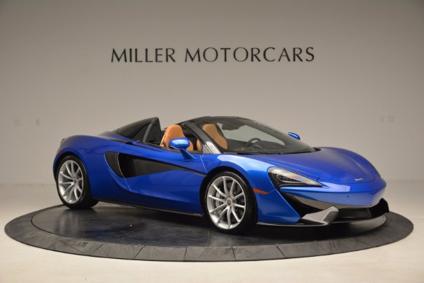 Used 2018 McLaren 570S Spider for sale Call for price at Aston Martin of Greenwich in Greenwich CT 06830 10