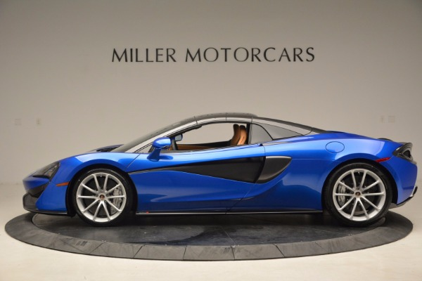 Used 2018 McLaren 570S Spider for sale Call for price at Aston Martin of Greenwich in Greenwich CT 06830 16