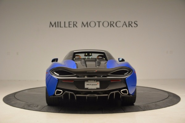 Used 2018 McLaren 570S Spider for sale Call for price at Aston Martin of Greenwich in Greenwich CT 06830 18