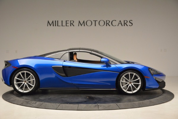 Used 2018 McLaren 570S Spider for sale Call for price at Aston Martin of Greenwich in Greenwich CT 06830 20