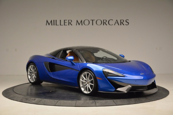 Used 2018 McLaren 570S Spider for sale Call for price at Aston Martin of Greenwich in Greenwich CT 06830 21