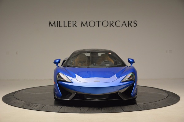 Used 2018 McLaren 570S Spider for sale Call for price at Aston Martin of Greenwich in Greenwich CT 06830 22