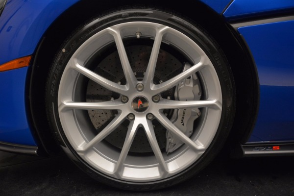 Used 2018 McLaren 570S Spider for sale Call for price at Aston Martin of Greenwich in Greenwich CT 06830 24