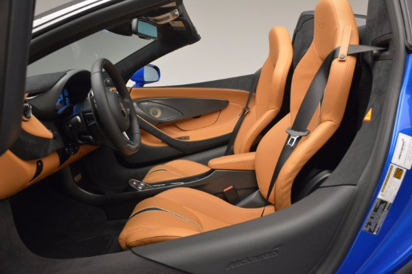 Used 2018 McLaren 570S Spider for sale Call for price at Aston Martin of Greenwich in Greenwich CT 06830 27