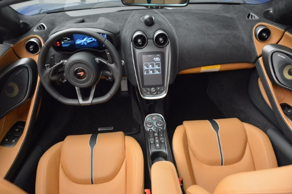 Used 2018 McLaren 570S Spider for sale Call for price at Aston Martin of Greenwich in Greenwich CT 06830 28