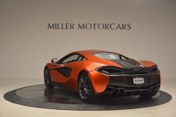 Used 2017 McLaren 570S for sale Sold at Aston Martin of Greenwich in Greenwich CT 06830 5