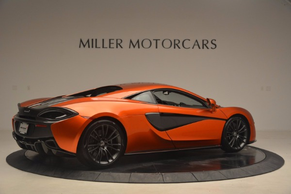 Used 2017 McLaren 570S for sale Sold at Aston Martin of Greenwich in Greenwich CT 06830 8