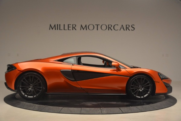 Used 2017 McLaren 570S for sale Sold at Aston Martin of Greenwich in Greenwich CT 06830 9