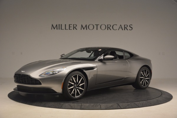 New 2017 Aston Martin DB11 for sale Sold at Aston Martin of Greenwich in Greenwich CT 06830 2