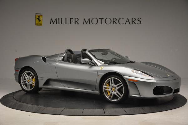 Used 2009 Ferrari F430 Spider F1 for sale Sold at Aston Martin of Greenwich in Greenwich CT 06830 10