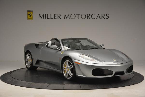 Used 2009 Ferrari F430 Spider F1 for sale Sold at Aston Martin of Greenwich in Greenwich CT 06830 11