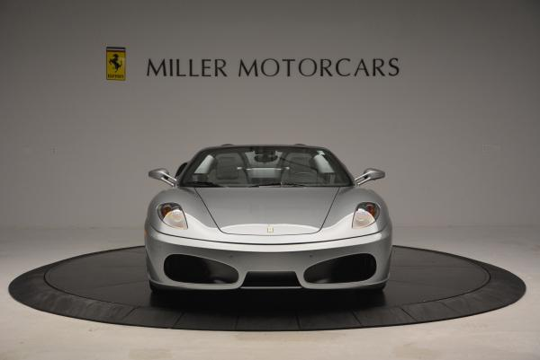 Used 2009 Ferrari F430 Spider F1 for sale Sold at Aston Martin of Greenwich in Greenwich CT 06830 12