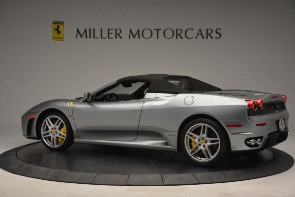 Used 2009 Ferrari F430 Spider F1 for sale Sold at Aston Martin of Greenwich in Greenwich CT 06830 16