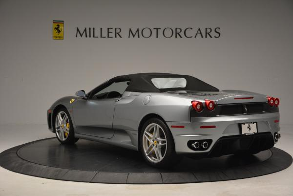 Used 2009 Ferrari F430 Spider F1 for sale Sold at Aston Martin of Greenwich in Greenwich CT 06830 17
