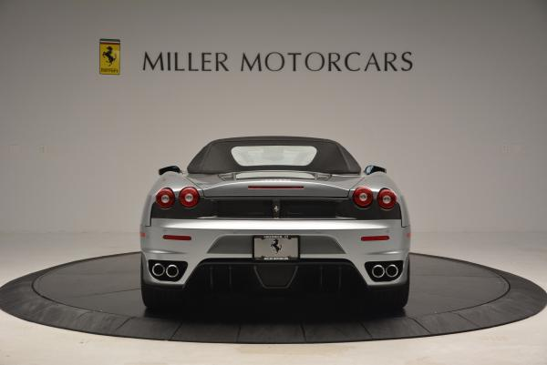 Used 2009 Ferrari F430 Spider F1 for sale Sold at Aston Martin of Greenwich in Greenwich CT 06830 18