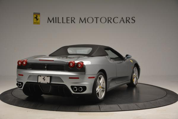 Used 2009 Ferrari F430 Spider F1 for sale Sold at Aston Martin of Greenwich in Greenwich CT 06830 19