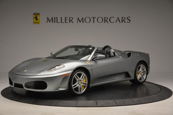 Used 2009 Ferrari F430 Spider F1 for sale Sold at Aston Martin of Greenwich in Greenwich CT 06830 2